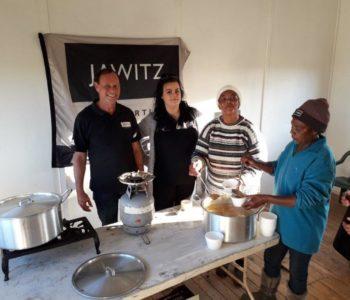 Jawitz Properties giving back