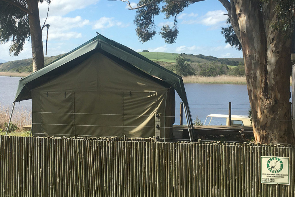 Mike's Cottage and Tent